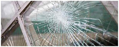 Wakefield Smashed Glass